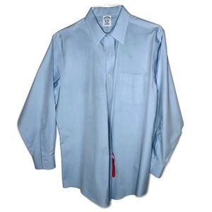 Brooks Brothers non-iron shirt16-32 DRY CLEANED